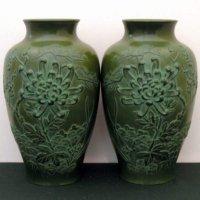 鋳芸・花瓶・2個セット
