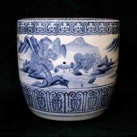 火鉢・陶器