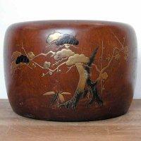 火鉢・木製