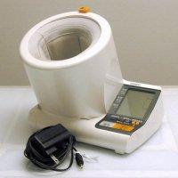 OMRON(オムロン)デジタル自動血圧計・HEM-1010・平成27年製