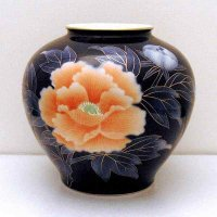 深川製・花瓶