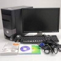 DELL OptiPlex 170L/XP/Pen4/1GB/80GB/19モニタ/Office付