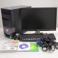 DELL OptiPlex 170L/XP/Pen4/1GB/80GB/19モニタ/Office付