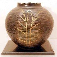 信楽焼・花瓶