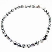 パール・黒真珠・ネックレス