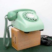 緑電話・600-A2・ベル調