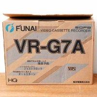 FUNAI・フナイ・VHS・ビデオデッキ・VR-G7A