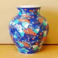 有田焼・花舟・花瓶