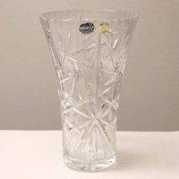 ボヘミアクリスタル・花瓶