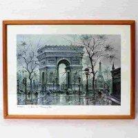 複製・額入「凱旋門」PARIS l'Arc de Triomphe