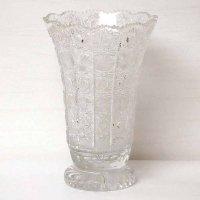 ボヘミアグラス・花瓶