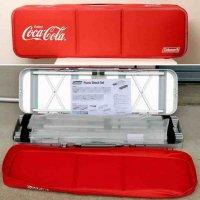 Coleman(コールマン) Coca Cola(コカコーラ)ピクニックベンチセット