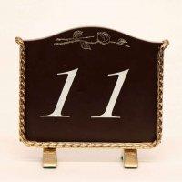 SHIMBI・シンビ・テーブルナンバー・スタンド・11番