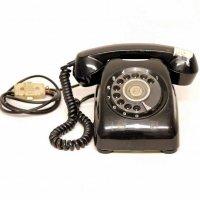 レトロ・黒電話機