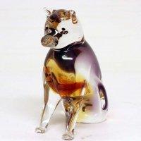Multi Glass・HAND CRAFT JAPAN・マルティグラス・犬