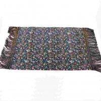 川島織物・絹・マット・趣楽