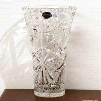 BOHEMIA・ボヘミアガラス・花瓶