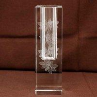 ガラス・一輪挿し花瓶
