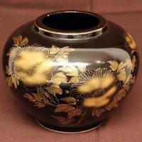 九谷焼・錦生窯・花瓶・花器