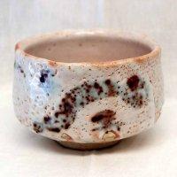 志野焼・抹茶碗