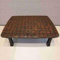 津軽塗(唐塗)テーブル
