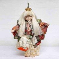 日本人形「鏡獅子」