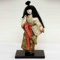 日本人形・女性