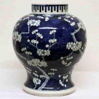 康熙年製・花瓶