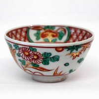 九谷焼・永楽窯・茶碗