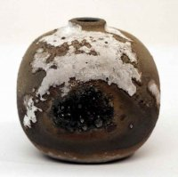 一の沢方丈窯・一輪挿し花瓶