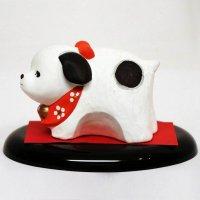 京陶人形・干支置物・犬