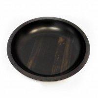 木製・鉢・黒