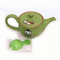 こいまろ茶・宇治田原製茶場・オリジナルポット型・急須・茶さじ付
