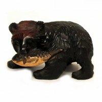 木彫り・熊・置物