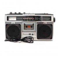 1979年・Victor製・RC-646・ステレオラジオカセッター・昭和レトロ