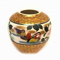 加賀九谷・花器・花瓶