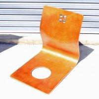 木製・座椅子