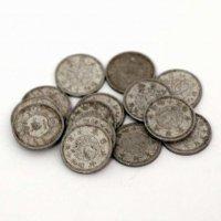 古銭・一銭硬貨・昭和13〜15年・14枚セット