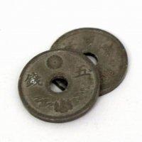 古銭・五銭硬貨・昭和19年・2枚セット