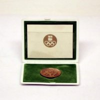 東京オリンピック・1964・記念メダル