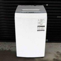 TOSHIBA・東芝・全自動洗濯機・4.5kg・AW-45M5・2018年製
