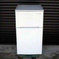 ヤマダ電機・ノンフロン冷凍冷蔵庫・90L・YRZ-C09B1・2015年製