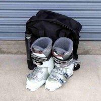 スキーブーツ・バッグ付