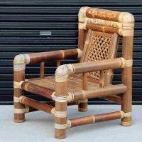 竹製・椅子