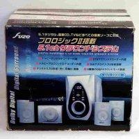 フューズ・デジタルサラウンド・ホームシアター・スピーカーシステム・AVS-3000�