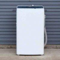 Haier・ハイアール・全自動電気洗濯機・5.5kg・JW-C55A・2016年製