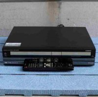 SHARP・シャープ・HDD・DVD・ビデオ・一体型レコーダー・DV-ACV52・2009年製
