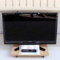 TOSHIBA・東芝・REGZA・HDD内蔵・37V型・液晶テレビ・37H1・2010年製
