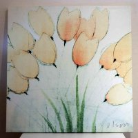IKEA・PJATTERYD・Tulipa Group by Scott Olson・90x90cm