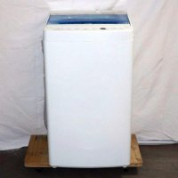 ハイアール・全自動洗濯機・4.5kg・JW-C45CK・2018年製